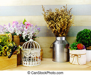 garden and home decor with accessories ecorate for home living and wedding event