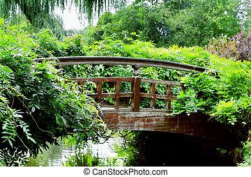 Garden bridge, London