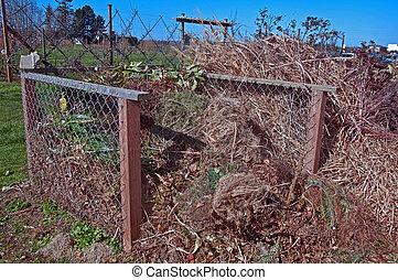 Garden Composting Bins