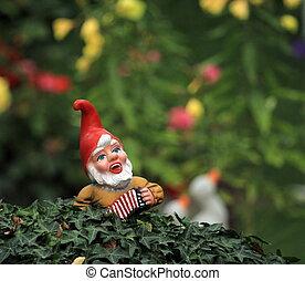 Garden dwarf or gnome