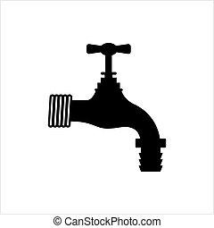 Garden Faucet Icon