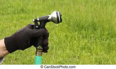 garden hose sprayer