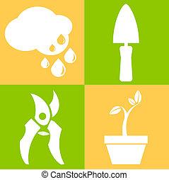 Garden - icons.