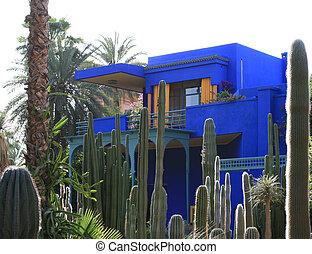 Garden in Marrakech