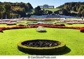 Garden in Vienna