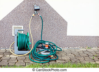 Garden irrigation equipment