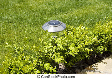garden lantern