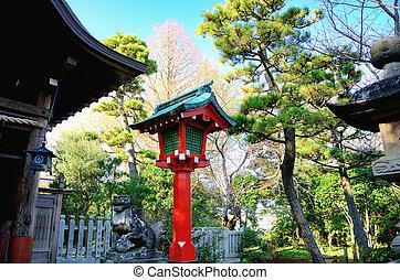 Garden Lantern (Tourou).