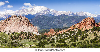 Garden of the Gods Colorado Springs - Garden of the Gods...