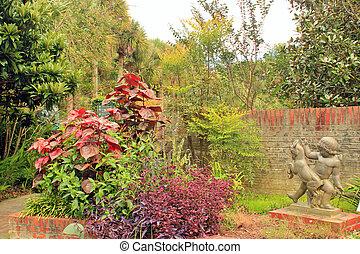 Garden statue 9 - Beautiful staue and grounds at Brookgreen ...