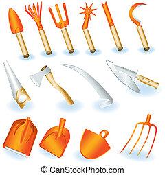 Garden tools 1