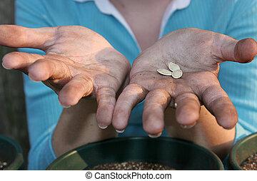 Gardeners Hands