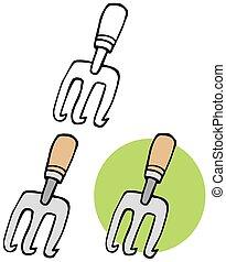 Gardening Hand Cultivater