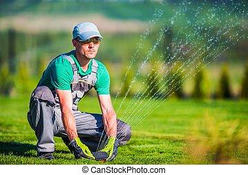 Gardening Systems Technician