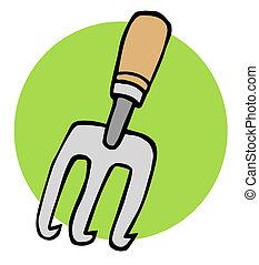 Gardeners Hand Cultivater - Gardening Tool-Gardeners Hand...