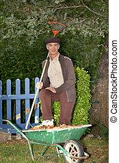 gardening work