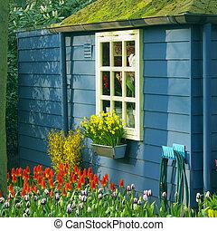 gardens, нидерланды, keukenhof, lisse