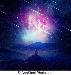 gardien, cosmique