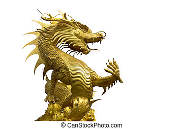 gardien, dragon