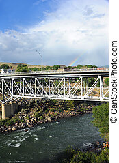 Gardner Montana and Bridge