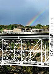 Gardner Montana Bridge