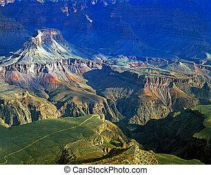 garganta grande, arizona