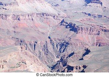 garganta grande, -, arizona