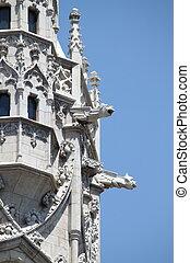 Gargoyles of Matthias Church