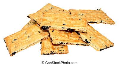 Garibaldi Biscuits - Pile of Traditional, English Garibaldi ...