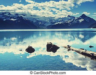 garibaldi, lac