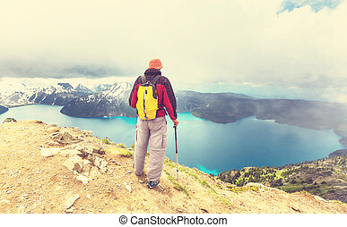 Garibaldi lake - Hike to turquoise Garibaldi Lake near ...