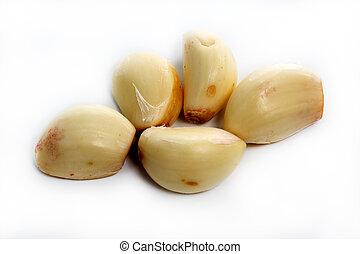 Garlic food ingredient
