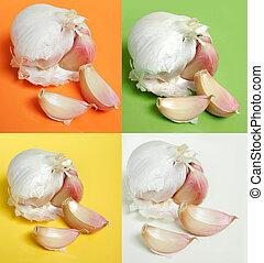 Garlic Medley