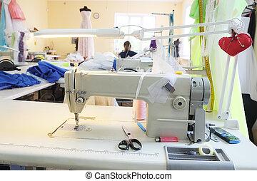 garment, fábrica