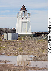 Garnish Lighthouse, Newfoundland