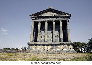 The Greek-Roman architecture. 1-2 century.