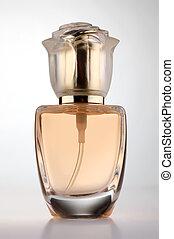 garrafa, perfume