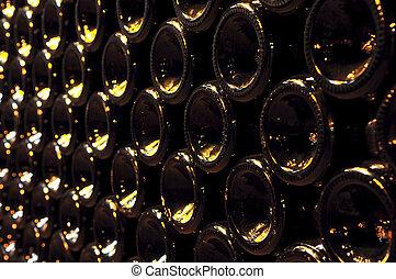 garrafas, vinho