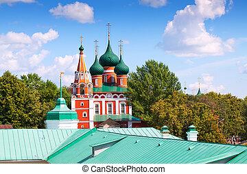 church of the Archangel Michael in Yaroslavl