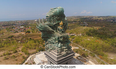 Garuda Wisnu Kencana cultural park Bali