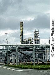 gas-chemical, complejo, en, polipropileno, producción