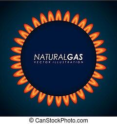 Gas design