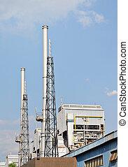 gas, industriebereiche