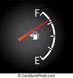 gas mätare