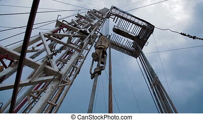 Gas Oil drilling - Oilfield Industry