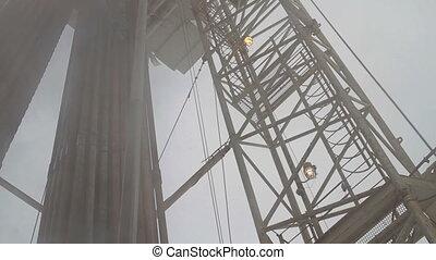 Gas Oil drilling - Oilfield Industry