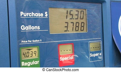 Gas Price Climbing 1 - with gas over $4 a gallon, the price...