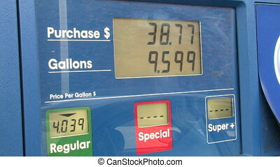 Gas Price Climbing 2 - with gas over $4 a gallon, the price...