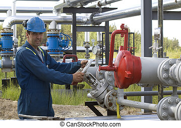 Gas Production Operator - Gas production operator maintains...