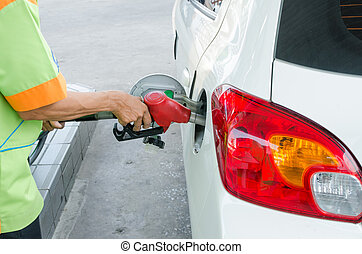 Gas Pumping